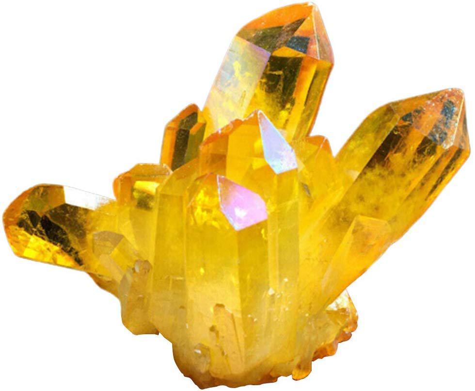 Thạch anh Vàng - Citrin